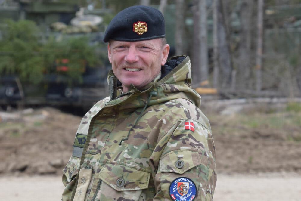 Den danske Nato-indsats i Estland: Det handler mest om at være på vagt