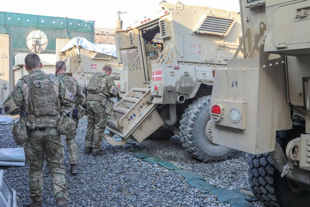 Soldater dør stadig dagligt i Afghanistan