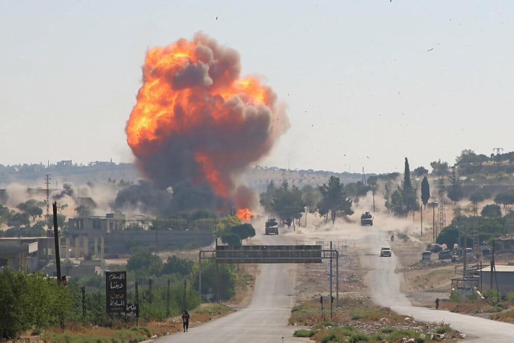 Read more about the article FAKTA: Assad og 20 blodige år ved magten