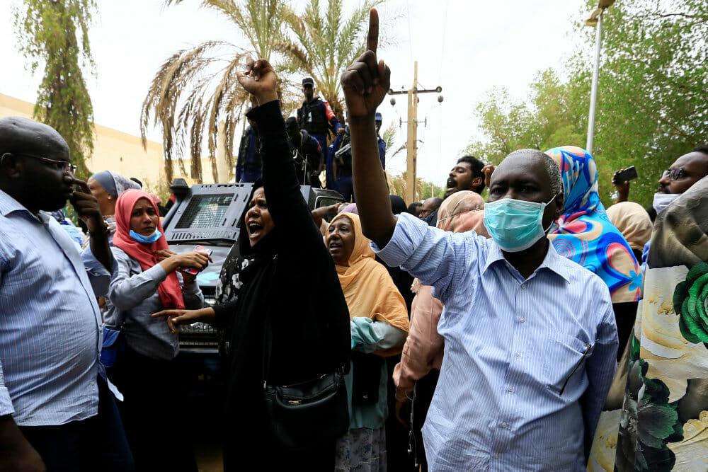 Read more about the article Eksleder al-Bashir for retten i Sudan – risikerer dødsstraf