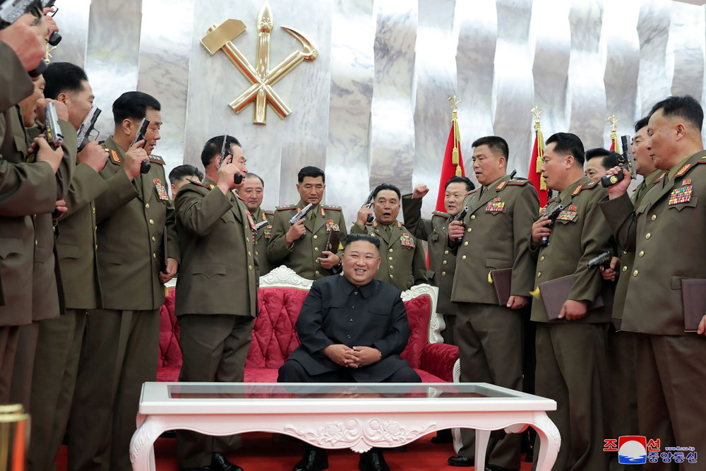 Kim Jong-un: Atomvåben sikrer fred i Nordkorea for evigt