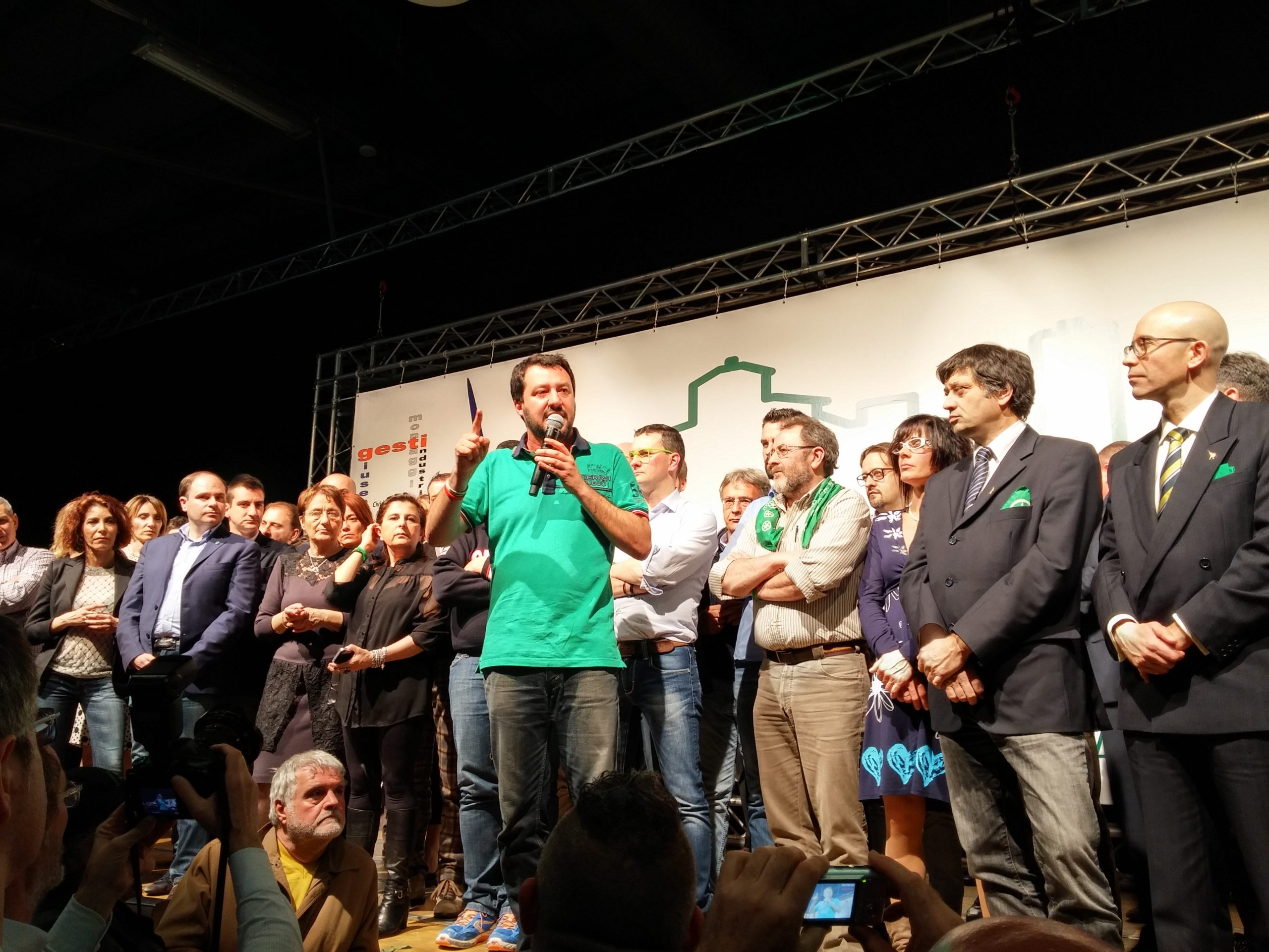 Read more about the article FAKTA: Salvini og Lega i regering