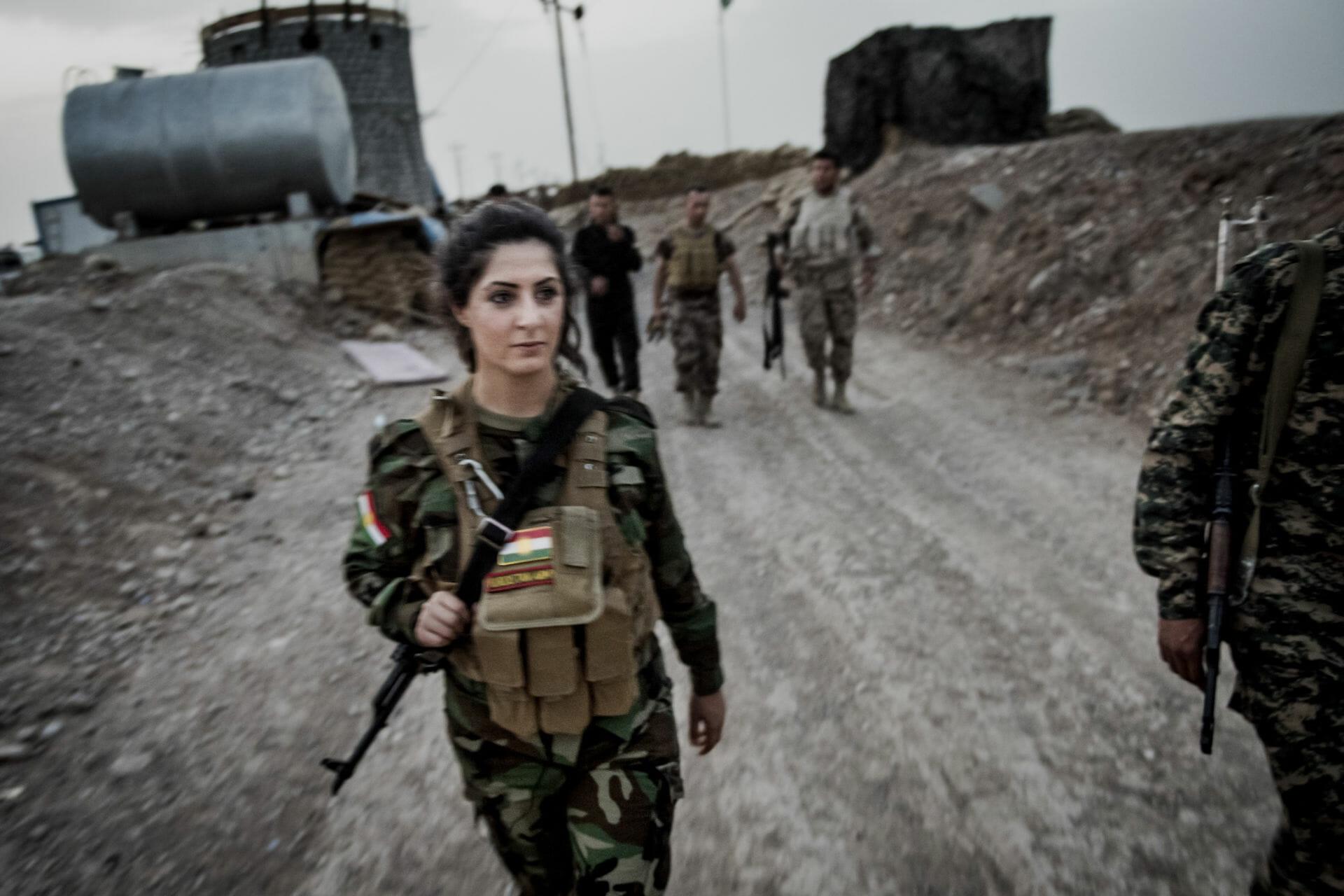 Read more about the article Østre Landsret løslader kurdisk krigerkvinde