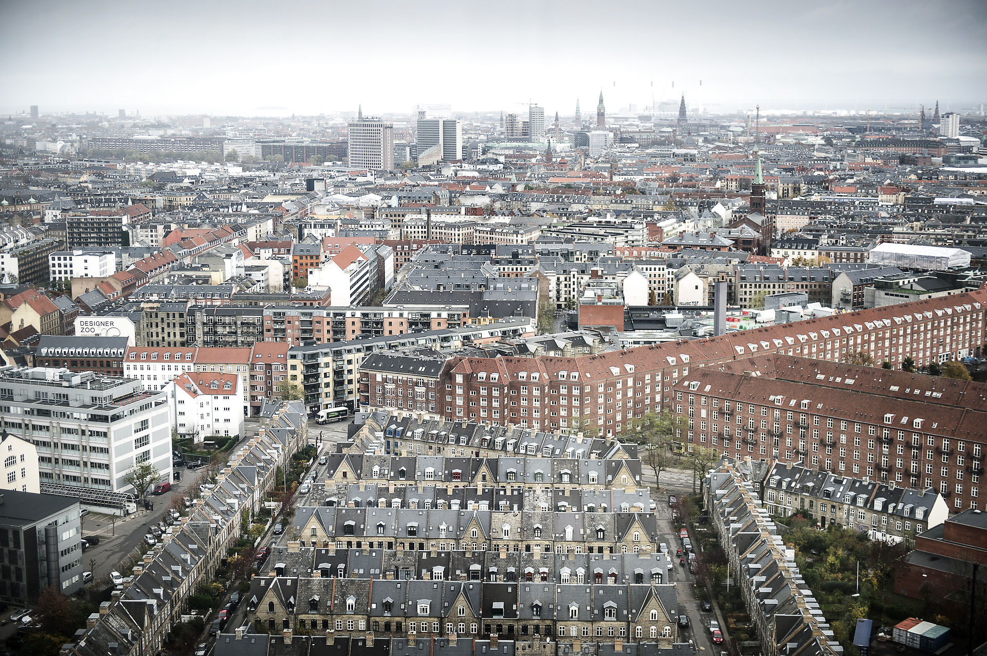 Eliten vokser hurtigere i København end i resten af landet