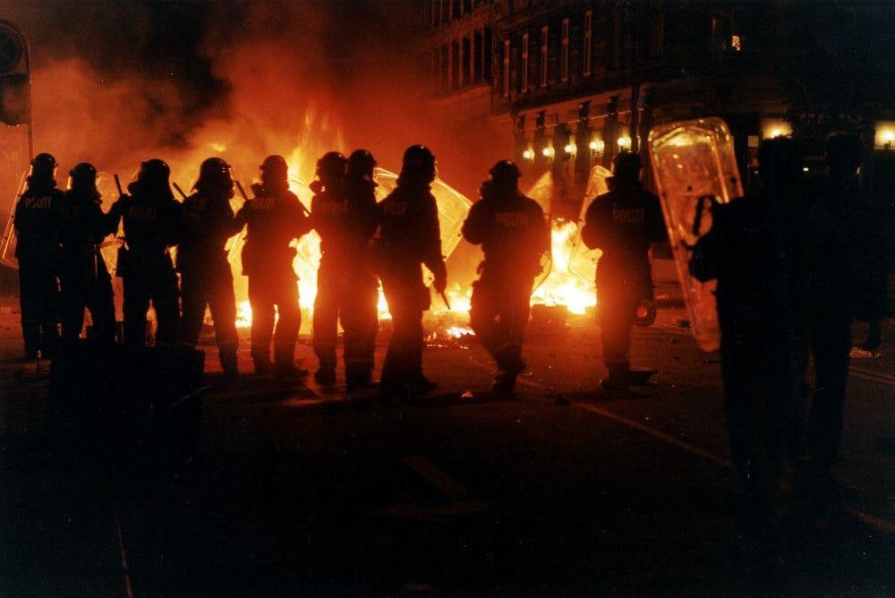 Eks-betjent om Nørrebro 1993: Vi fik ordre til at skyde