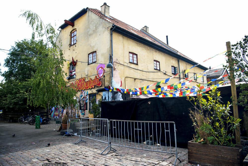 Politi vil støtte christianitters nedlukning af hashgade