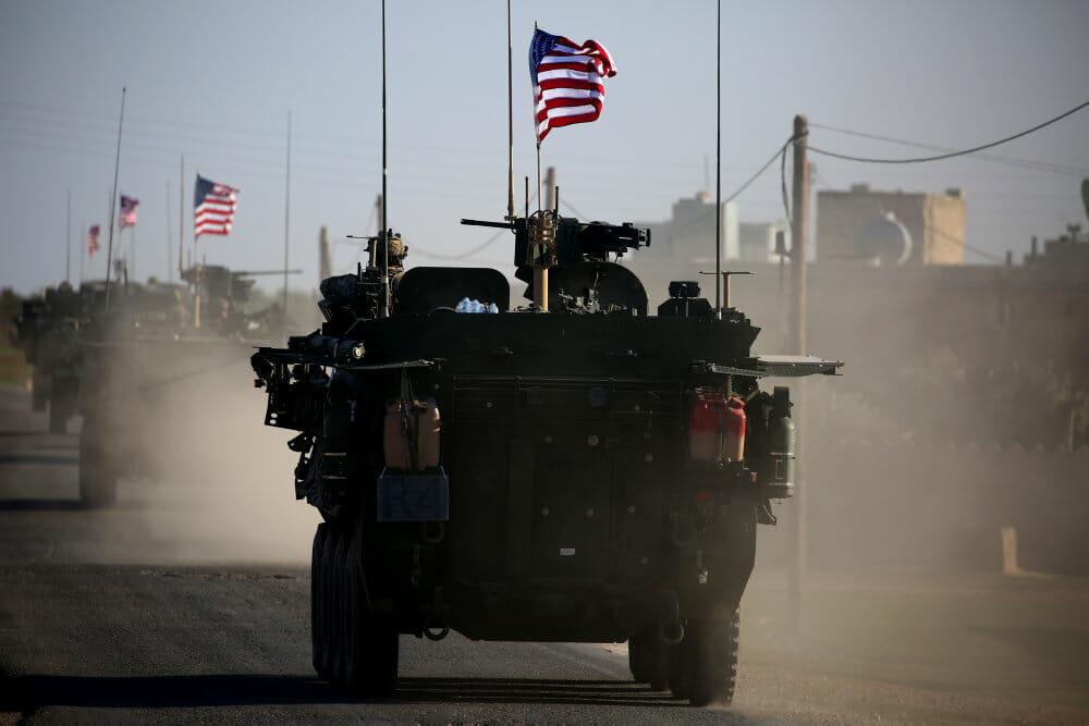 Read more about the article Trump trækker USA's styrker ud af Syrien