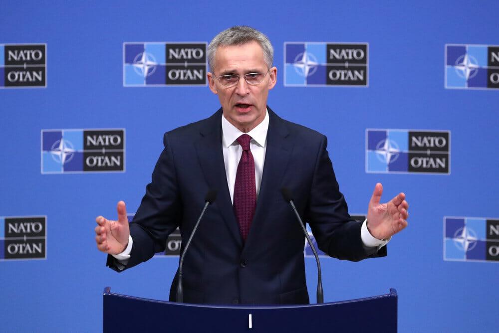 FAKTA: Nato er en militær alliance på tværs af Atlanten