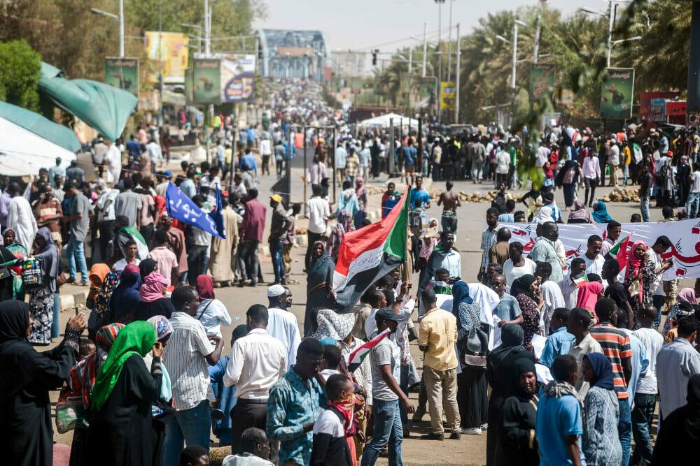 Sudans blodige afsked med berygtede Bashir