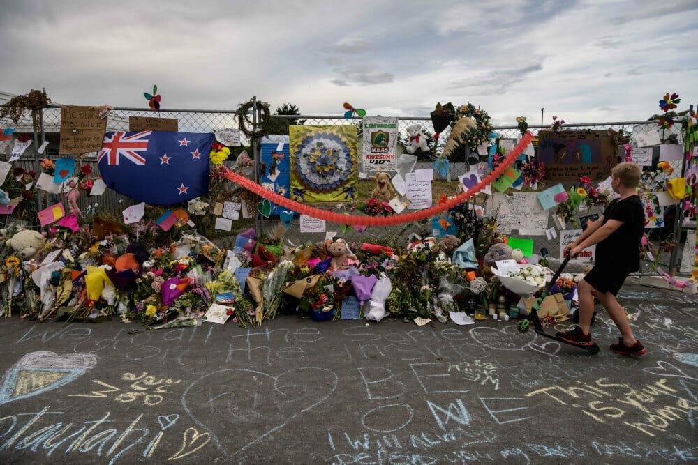 Medier nægter taletid til mistænkt for Christchurch-angreb