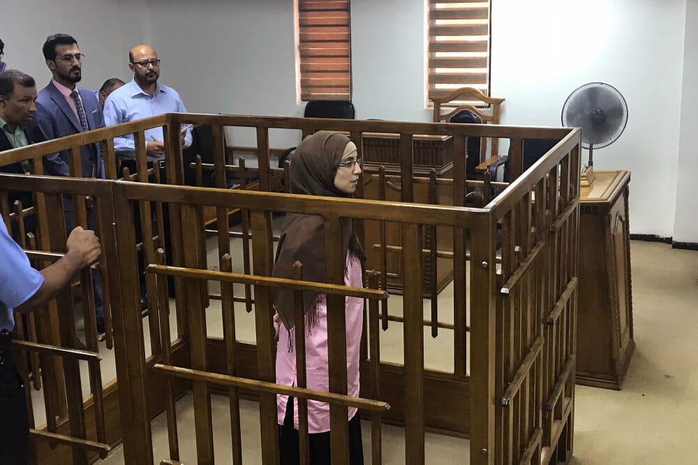 Read more about the article Iraks fængsler kan blive nye terrorskoler