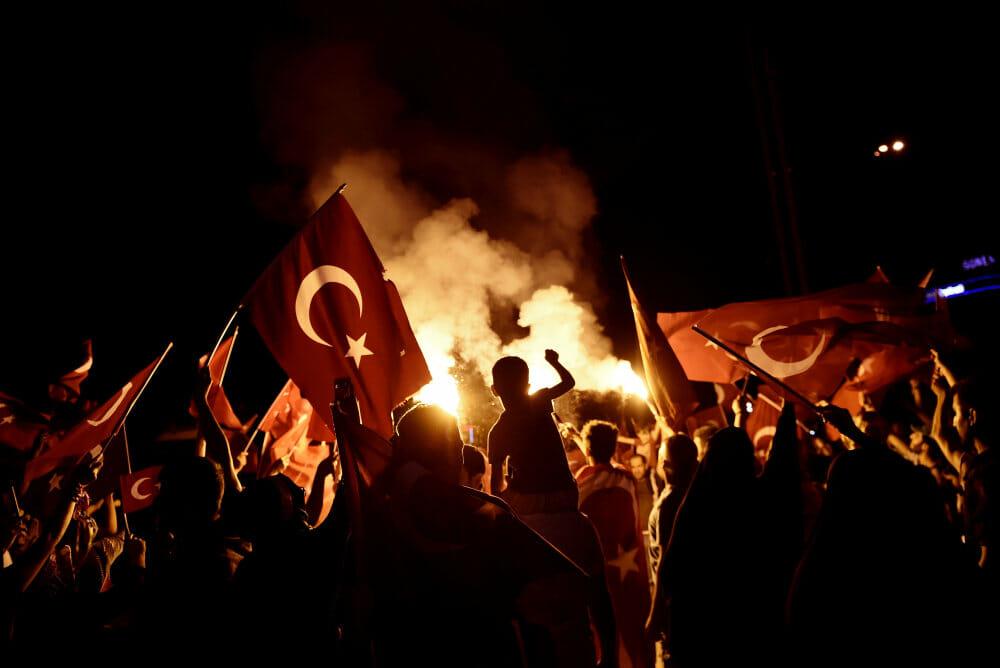151 er idømt livsvarigt fængsel for kupforsøg i Tyrkiet