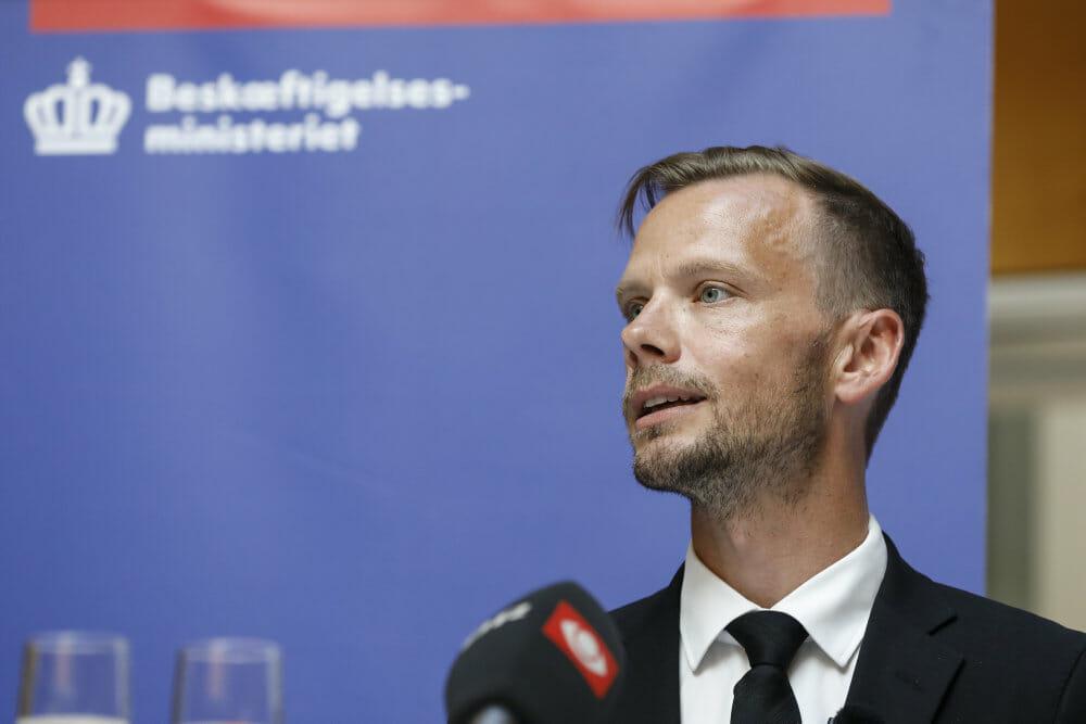 Ny minister lover ny reformkurs på beskæftigelsesområdet