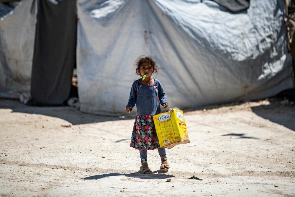 Read more about the article Danmark får hug for at svigte børn i syriske lejre