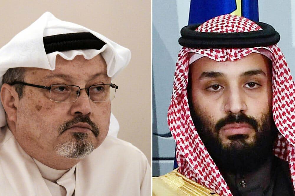 Dræbt journalists genfærd hænger over saudisk kronprins