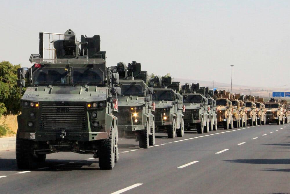Read more about the article OVERBLIK: Syriske kurdere har spillet hovedrolle i borgerkrig