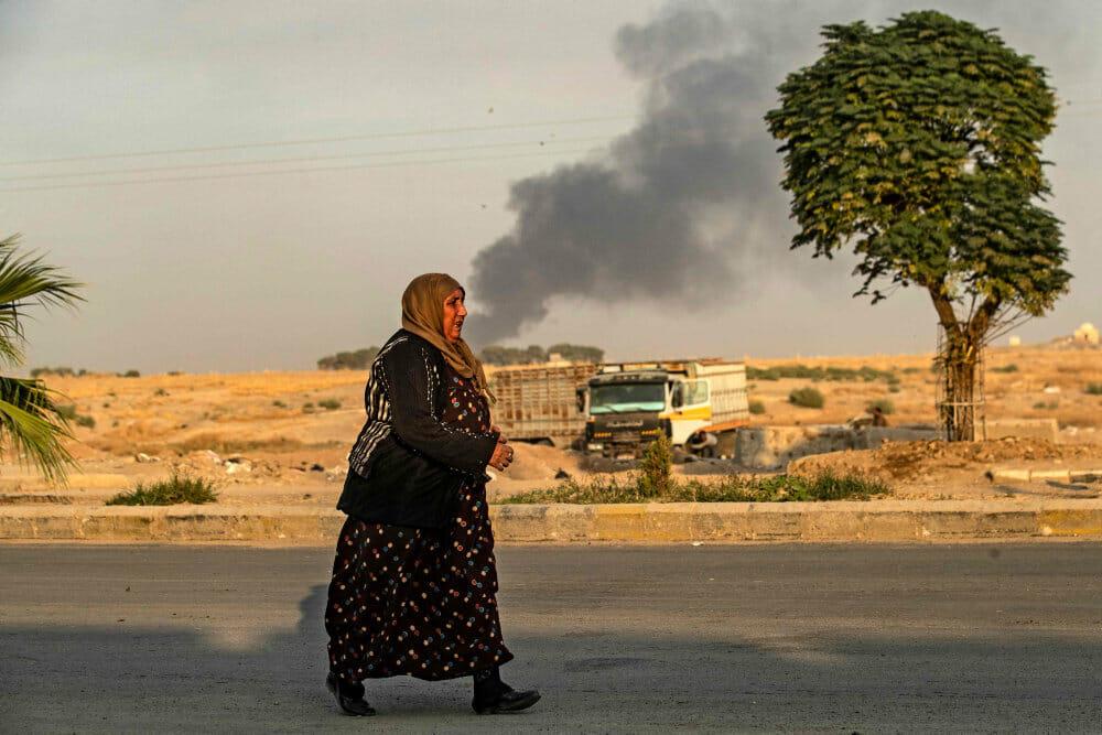 Read more about the article OVERBLIK: Sådan eskalerede konflikten i det nordlige Syrien
