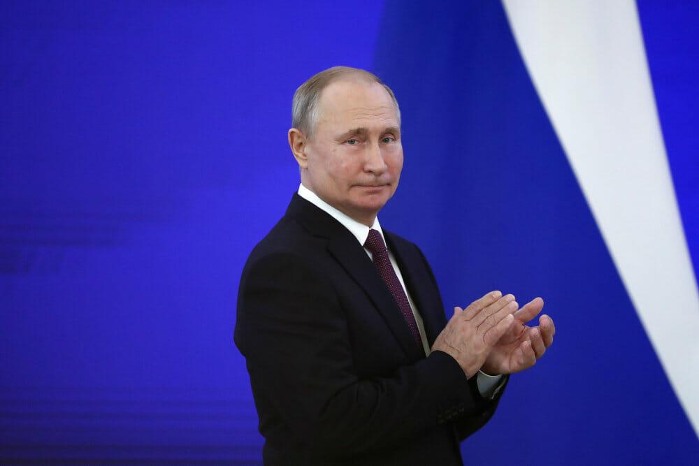 Putin vil af med Wikipedia