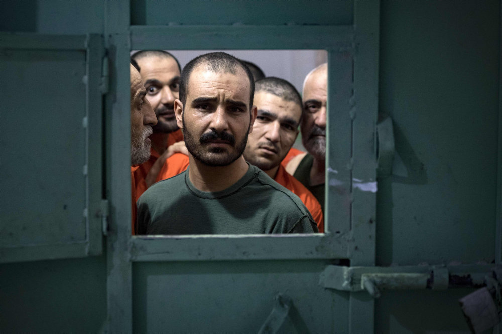 Read more about the article Minister: Tyrkiet vil fra mandag sende IS-krigere til deres hjemlande