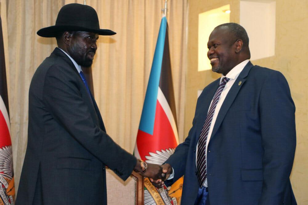 Enighed om enhedsregering er på plads i Sydsudan