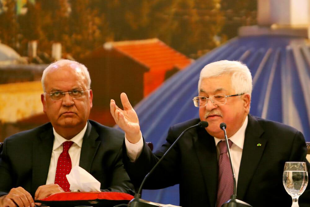 Palæstinensisk leder affejer Trumps fredsplan: Jerusalem er ikke til salg