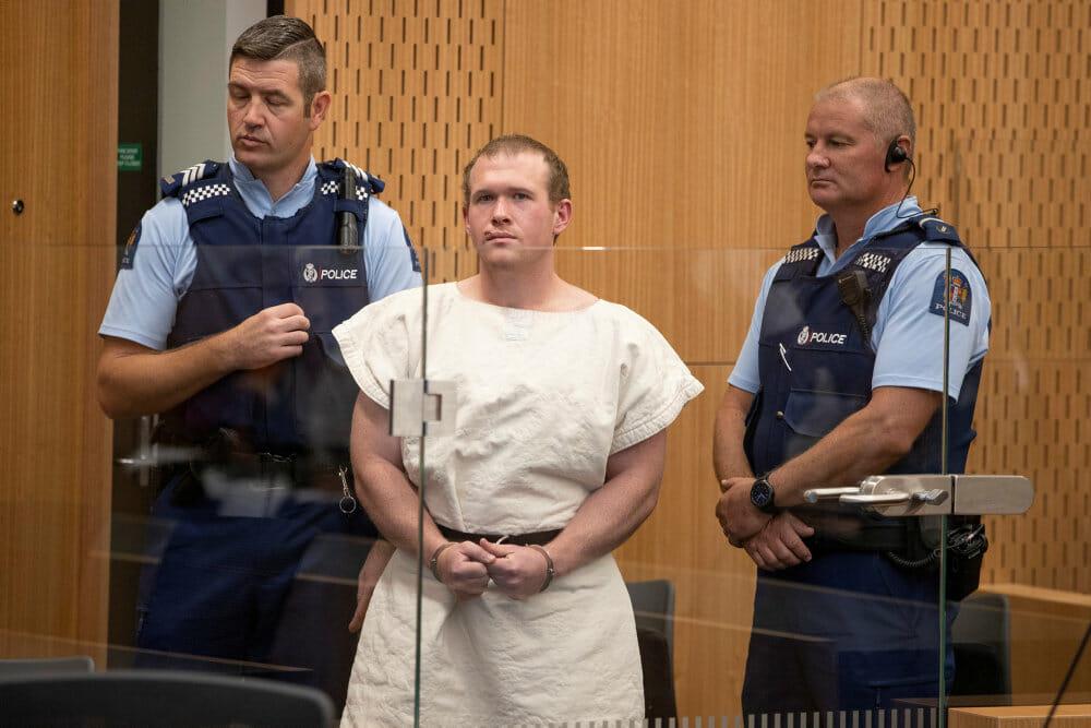 Australier tilstår massedrab i Christchurch