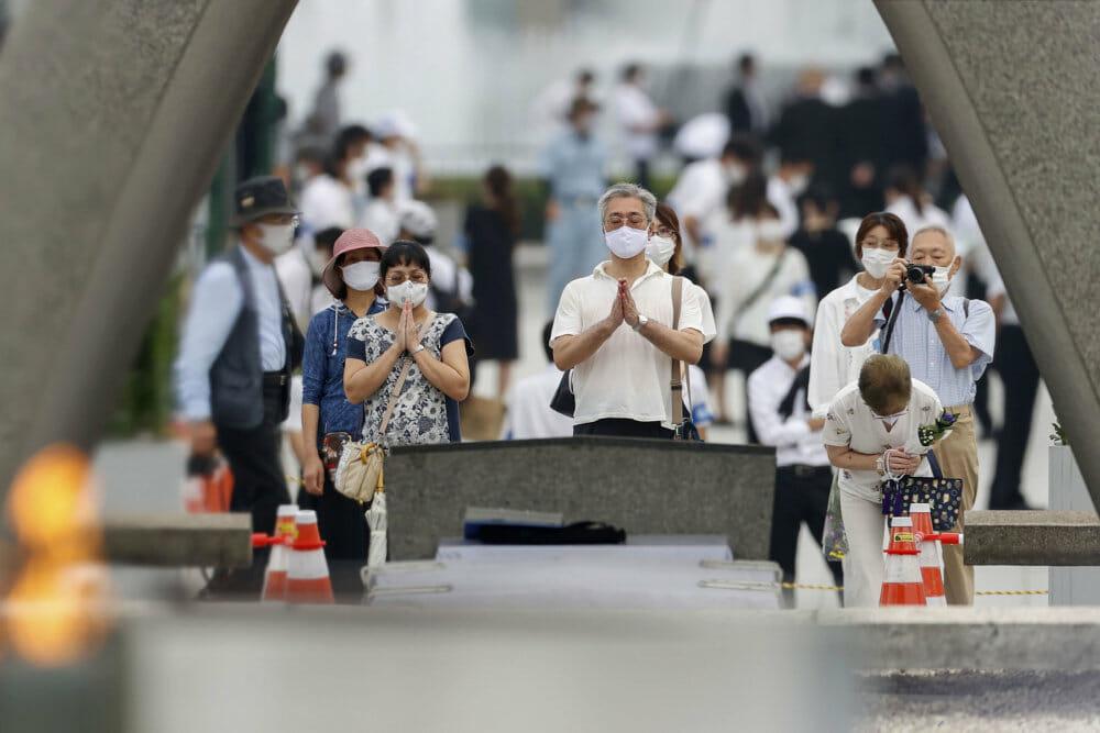 Read more about the article Mindet om atombombernes gru lever i Japan