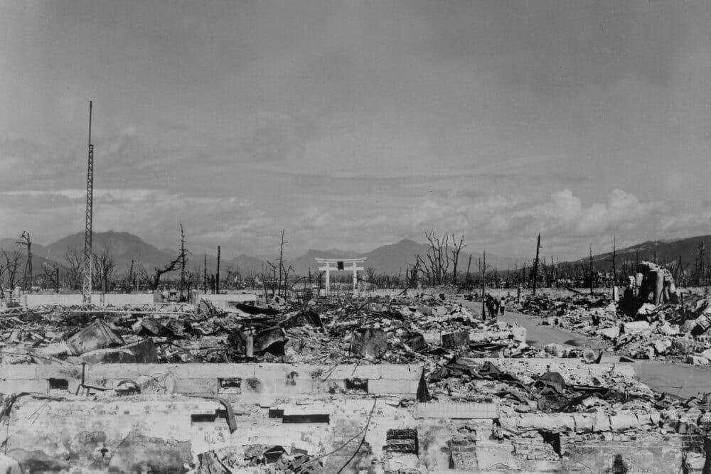 Read more about the article Hiroshimas borgmester råber verdens lande op på 75-året for atombomben