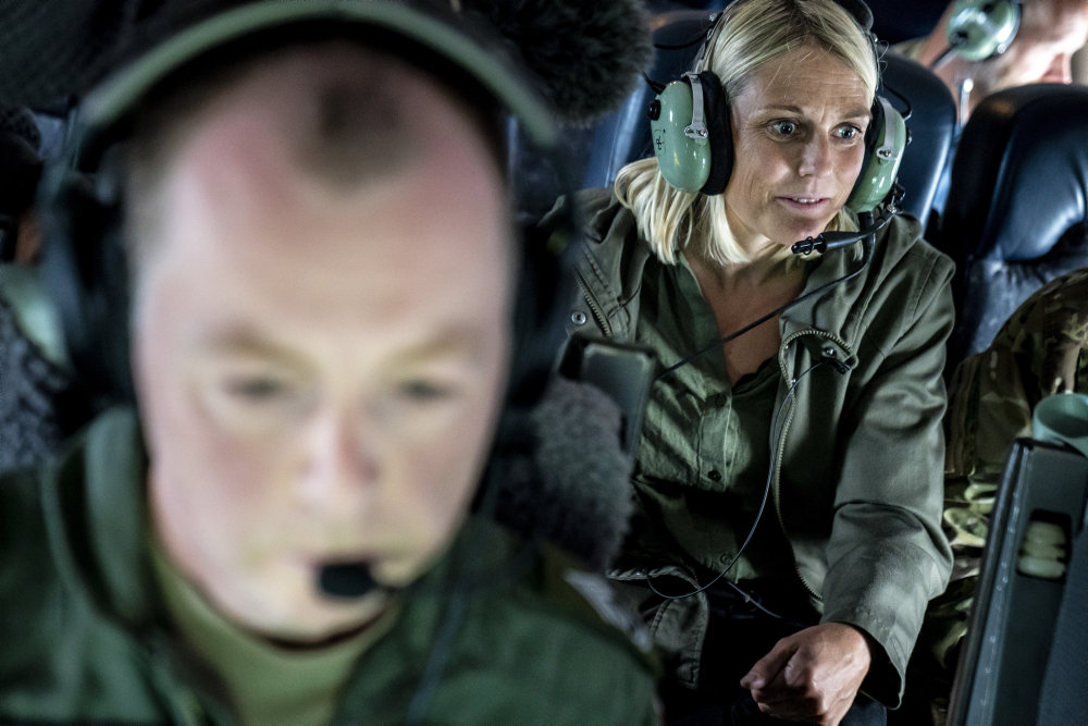 Minister gør klar til at opgradere militært i Grønland