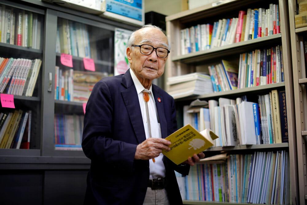 Read more about the article Nagasaki-overlever kæmper for atombombefri verden 75 år efter
