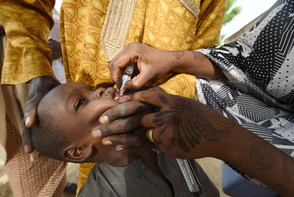 Read more about the article WHO med historisk melding: Afrika er nu fri for polio