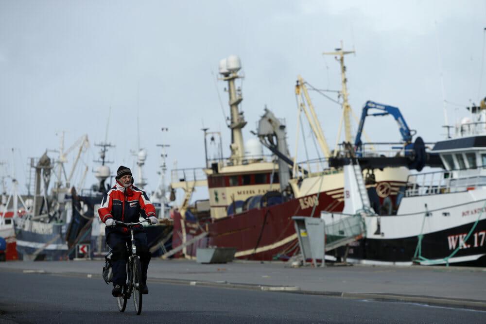 Vestjysk skibsreder afviser slaveri: De kunne bare tage hjem