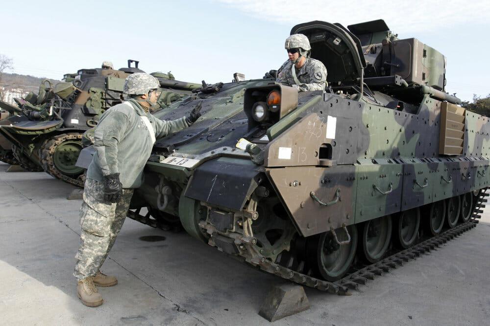 Read more about the article USA sender soldater tilbage til Syrien