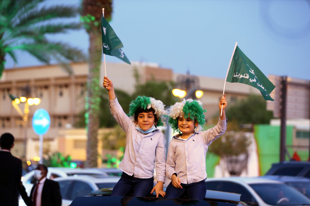 Read more about the article Saudi-Arabien bløder op i retorikken over for jøder