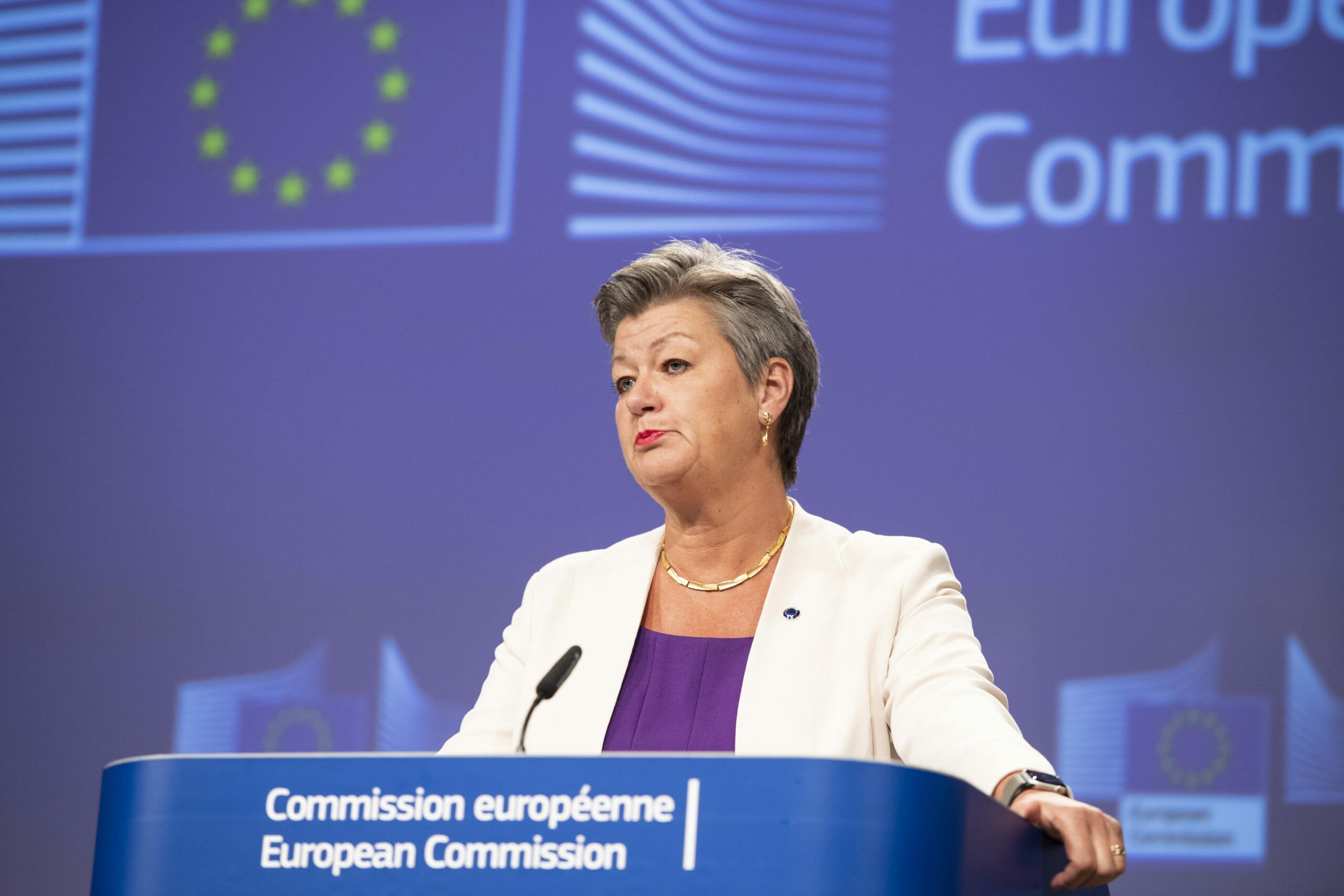 EU-kommissær iskold over for dansk ønske om modtagecentre uden for EU