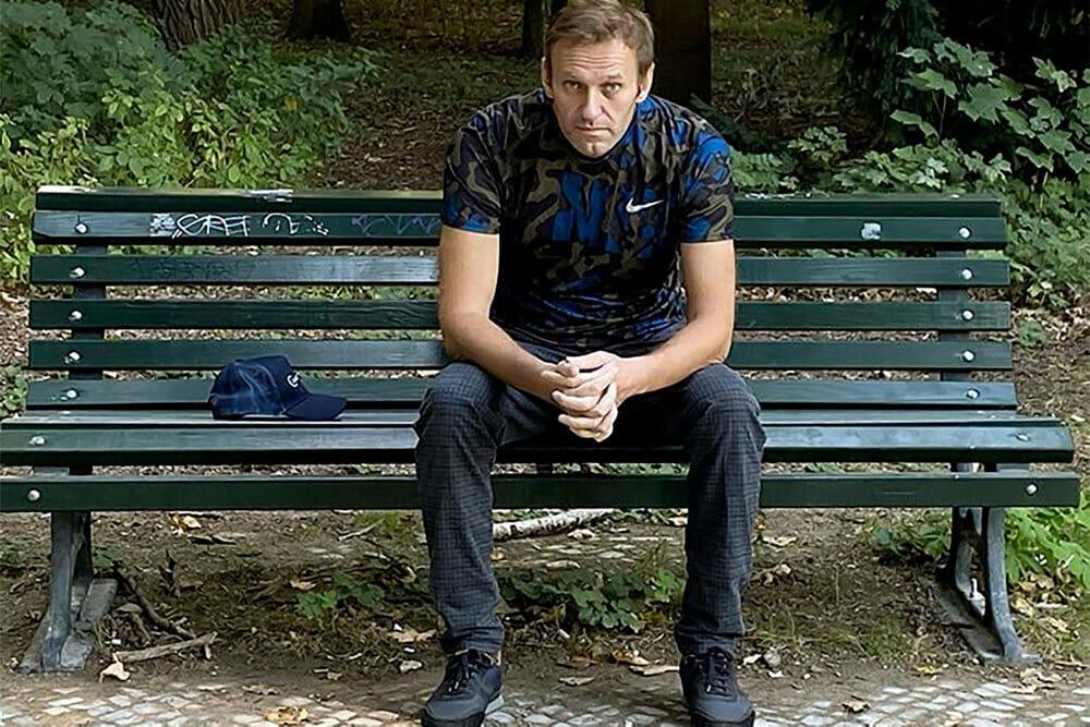 Navalnyj: Putin står bag forbrydelse mod mig