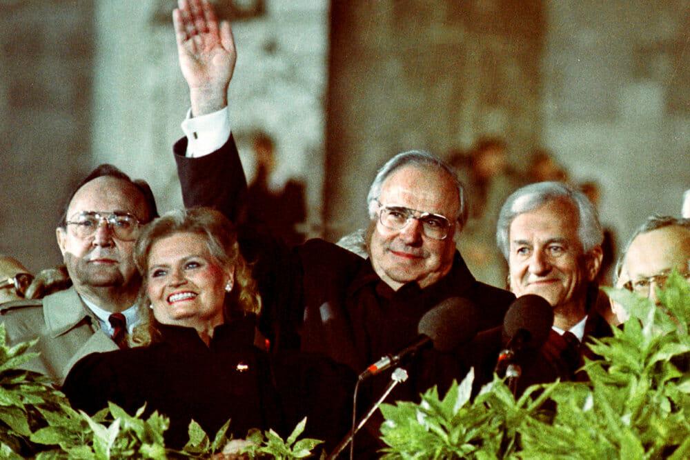 Genforeningen i 1990: Tyskland vendte europæisk skepsis til bragende succes