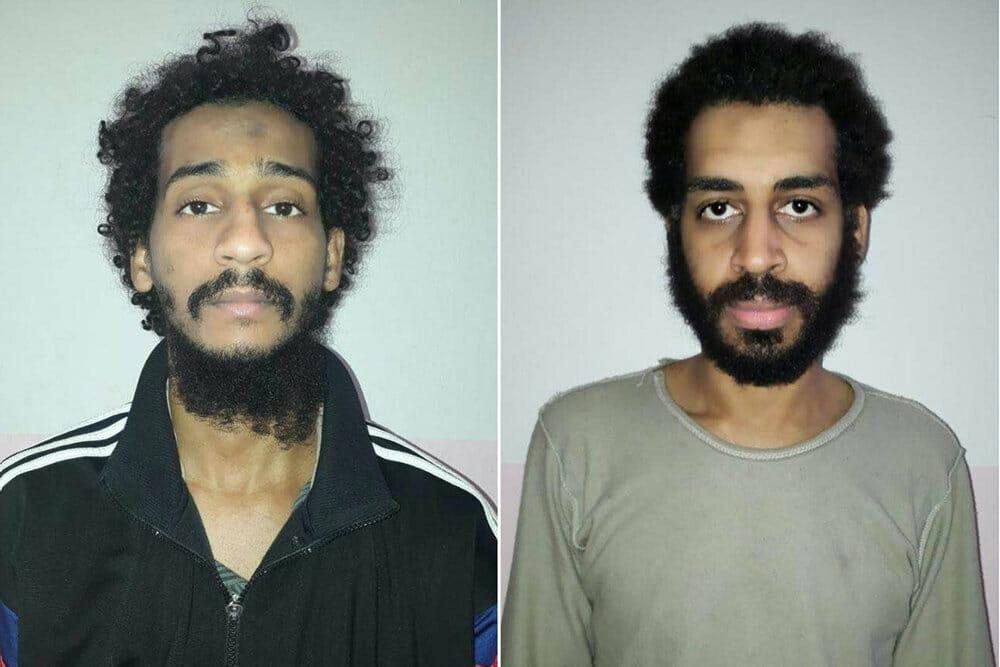 To militante fra IS – kendt som Beatles – flyves til USA
