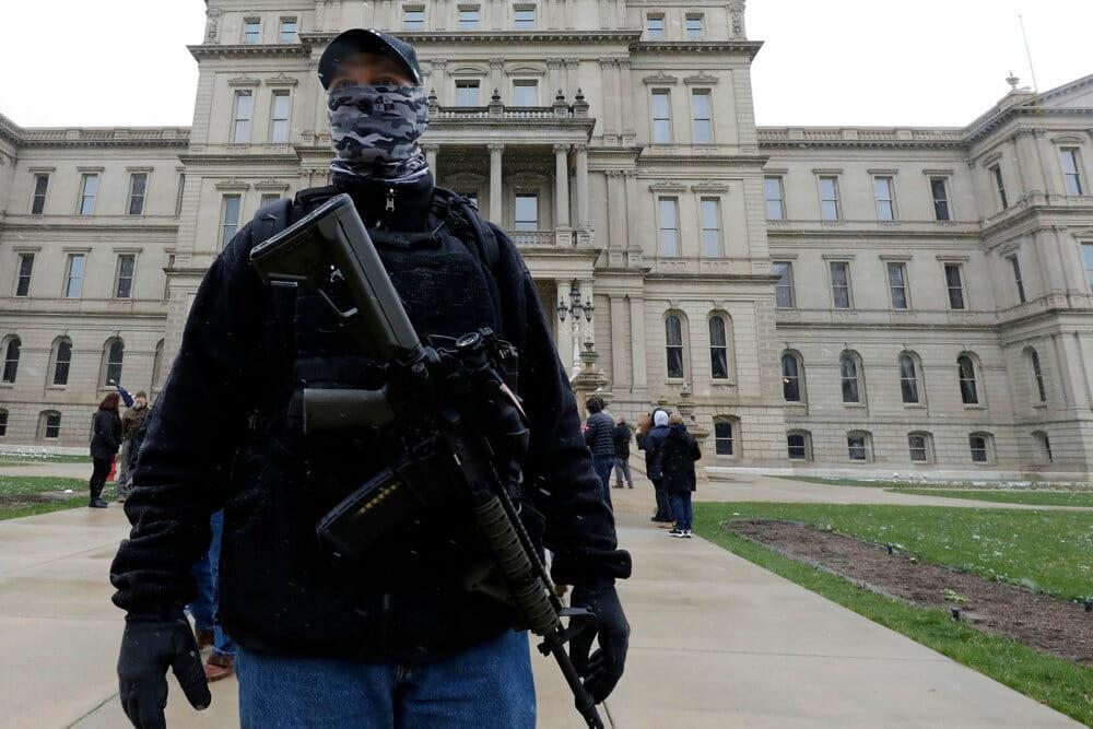 FBI: Milits ville kidnappe guvernør og starte borgerkrig