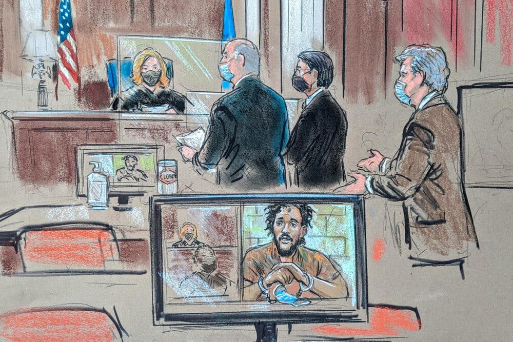 Dansk IS-fanges vogtere nægter sig skyldige