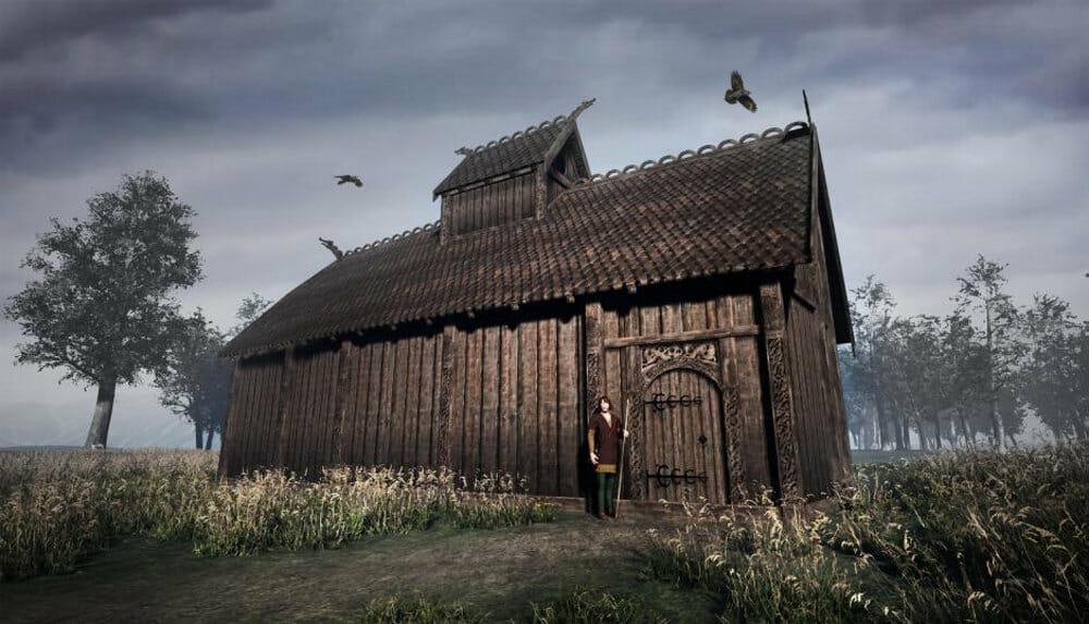 Read more about the article »Enestående fund« af hedensk tempel til Thor og Odin