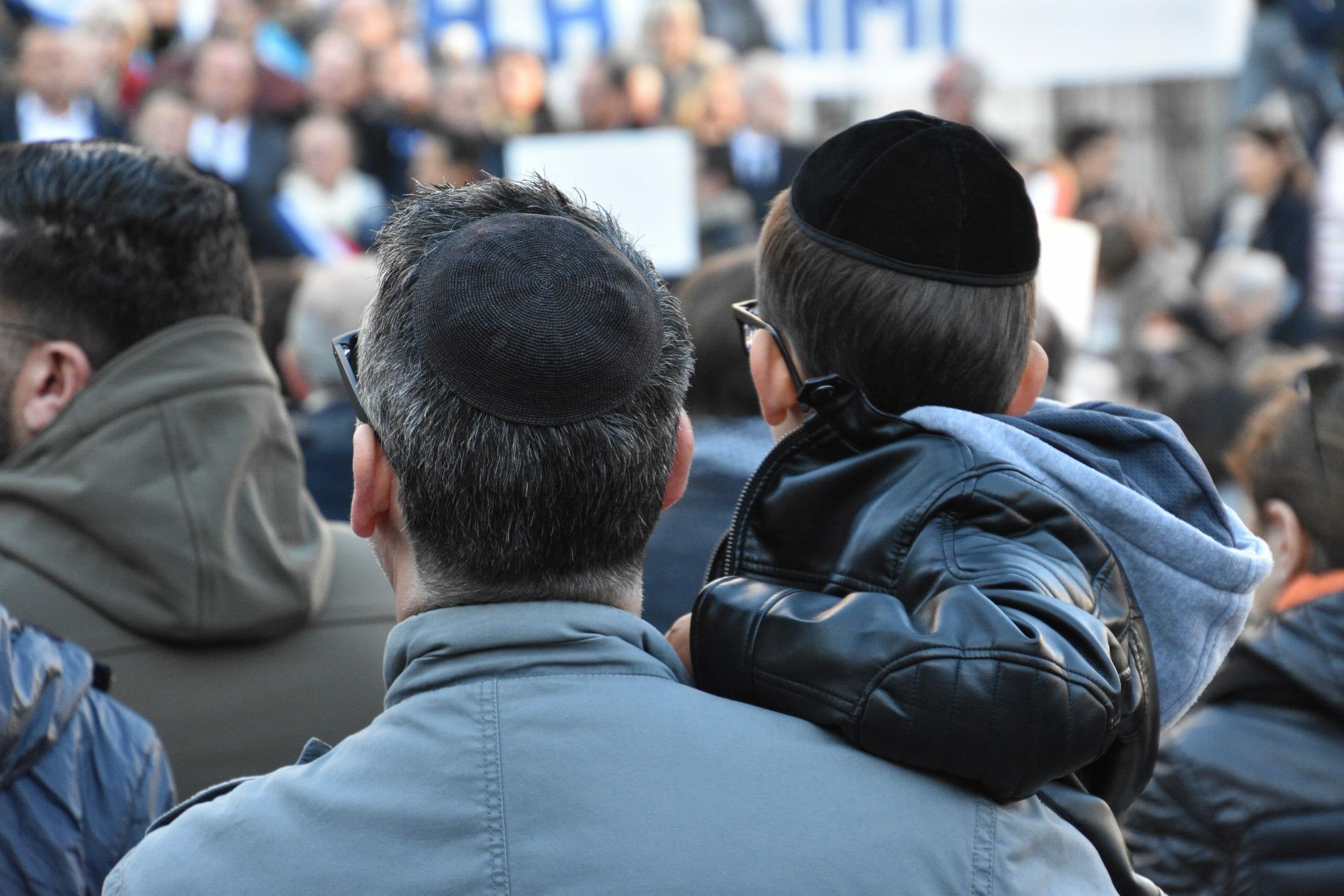 Den jødiske befolkning i Europa er mere end halveret på 50 år