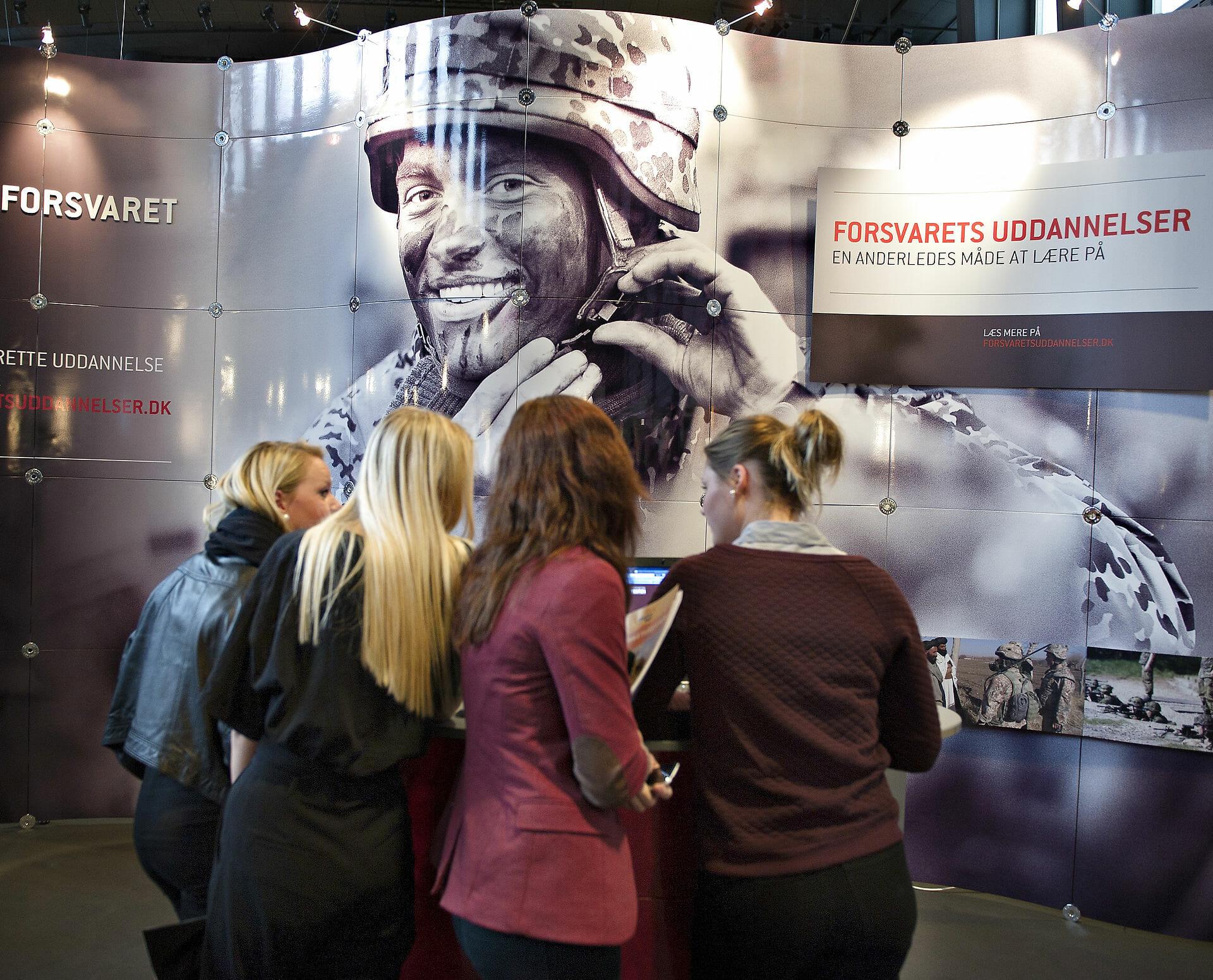 """Jobopslag i Forsvaret: Vores kernekompetence er """"at slå ihjel"""""""