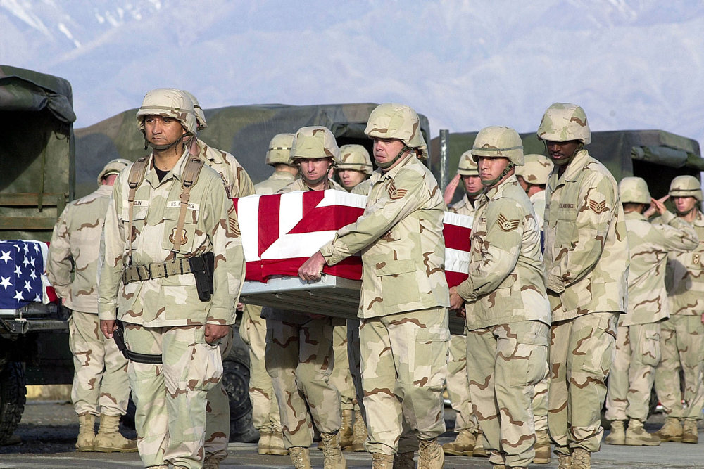 OVERBLIK: 16 år i Afghanistan har kostet USA dyrt
