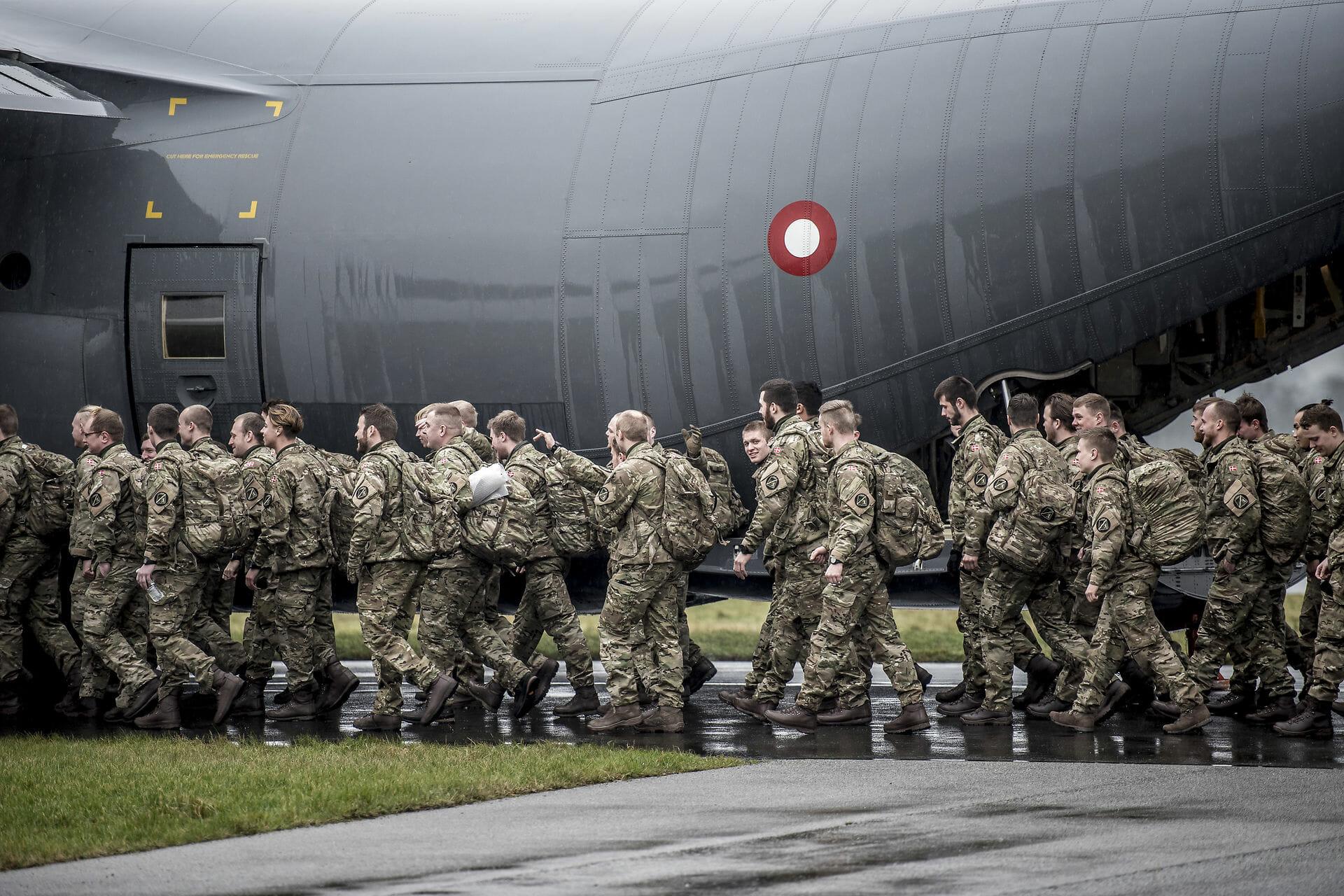 FAKTA: Udsendelser af danske soldater