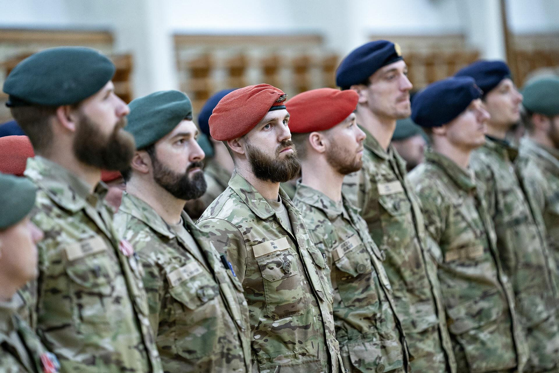FAKTA: Dansk bidrag til træningsmission i Irak