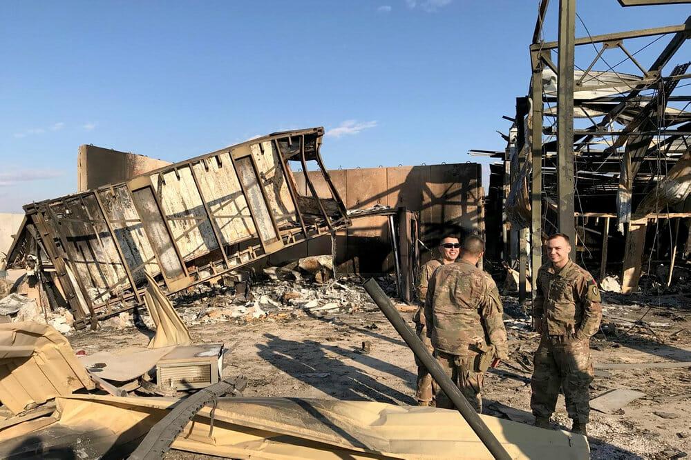 Danske soldater genoptager træning af irakiske styrker