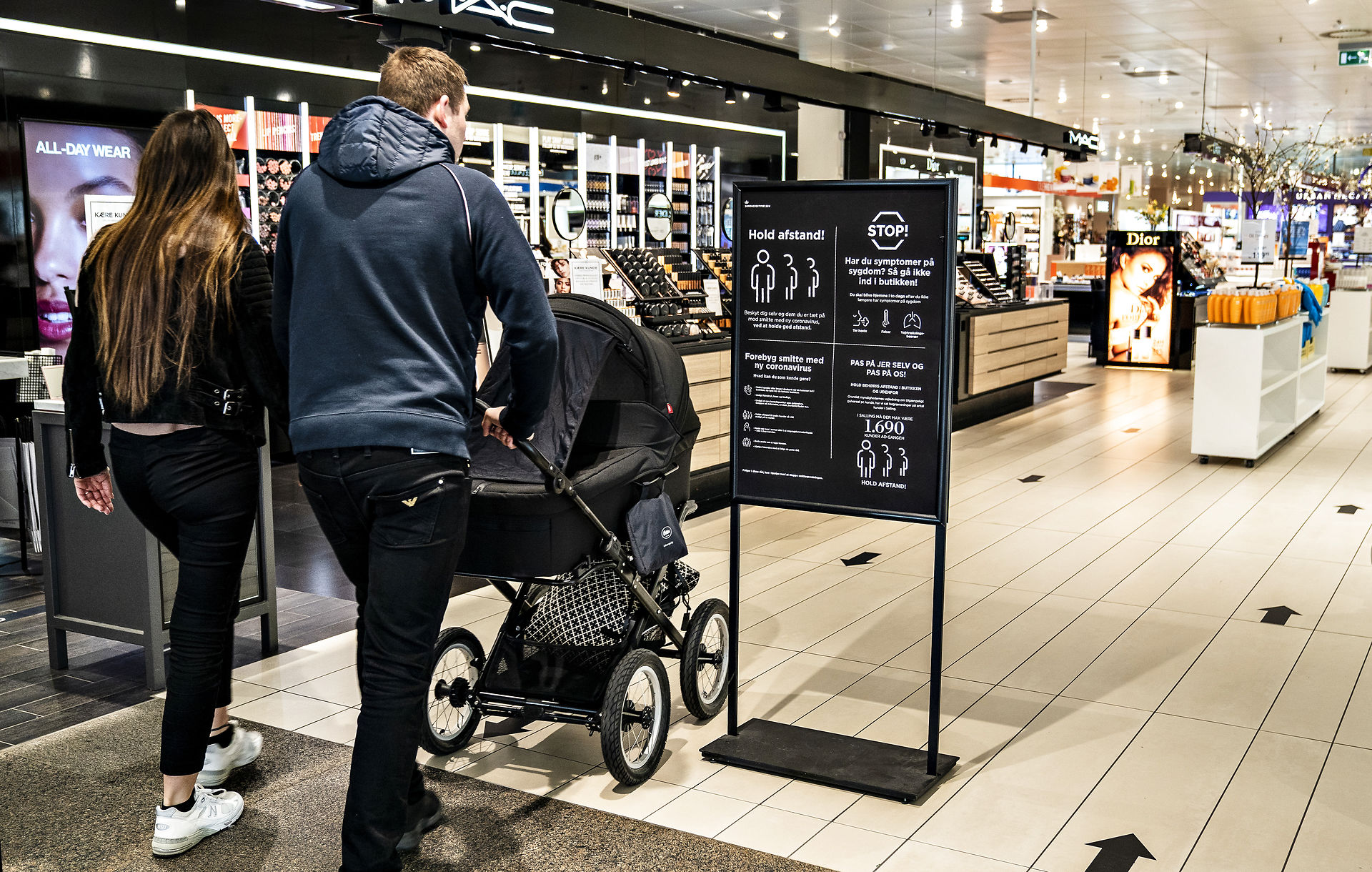 5 ud af 10 forbrugere: Ordentlige arbejdsforhold vigtigt for indkøb
