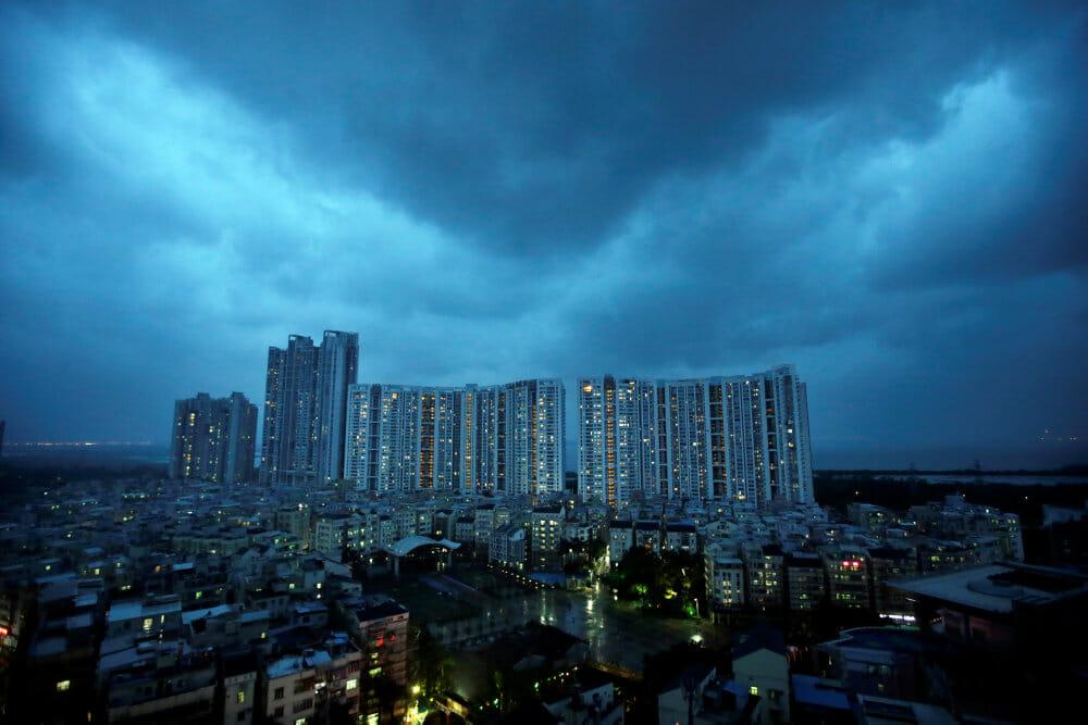 Kina vil blive bedre til at skabe regnvejr og fjerne tåge