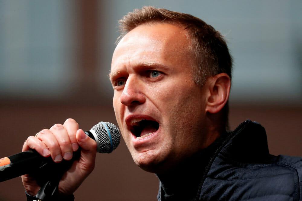 Navalnyj anklager russisk spiontjeneste for drabsforsøg mod ham
